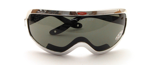 Futuristic ski and snowboard glasses from Sunrock