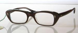 Sehr dezente, aber hübsche original 60er Jahre Brillenfassung
