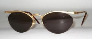 Hochwertige, randlose, leichte und elegante Damen Nylor Sonnenbrille , Made in Italy