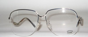 Large, high-quality Nylor Frame of the late 70s, with curved temples