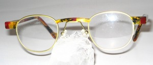 High quality combination eyeglass frame