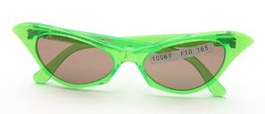 Schicker Damen Schmetterlings Sonnenbrille im Stil der 50er Jahre