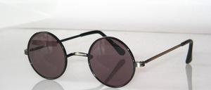 Runde Metall Sonnenbrille im Harry P