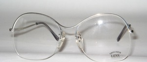 Beautifully styled semi-rimless late 70s Nylor socket, Made in Japan for Selecta USA quality is 1st cream