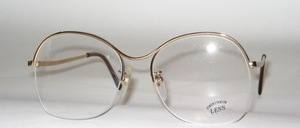 Beautifully styled late half rimless 70s Nylor socket, Made in Japan for Selecta USA