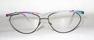 Pretty, timeless ladies metal frame, Made in Italy