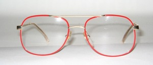 Pretty, timeless metal frame in youth size, Made in Italy