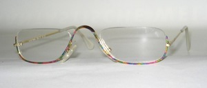 A very nice ladies reading glasses Frame with nylon thread