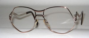 Genuine 80s ladies metal frame