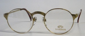 A very high quality 100% titanium <br /> Spectacles frame in elegant design and very apart chiselled