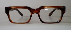 One of our bestsellers: retro acetate frame after the original from the 60s