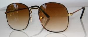 Nostalgische hübsche  Sonnenbrille<br /> der 80er Jahre