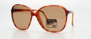 Eine schicke feine, rechteckige Sonnenbrille