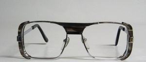 A stable slightly larger men's metal frame in top quality from the real 80s