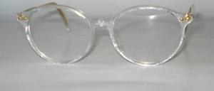 Eine attraktive, leichte klassische Panto Brillenfassung aus tollem Azetat,  handmade in Italy