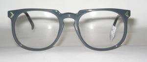 Dominante, klassische Herren Azetat ' PLAYER '  Brillenfassung, Made in France by V