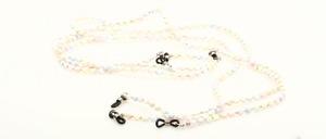 Drei Brillenbänder mit Herzchen Perlen!<br /> Farbe: Mehrfarbige Pastelltöne!<br /> Länge: ca