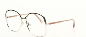 A timeless, pretty ladies Frame in super quality! Real rhodium coated <br /> Made in JAPAN for SELECTA USA in the 70s