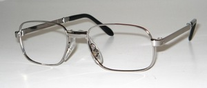 "Flatter metal folding glasses Frame ""New Yorker"" by SELECTA USA"