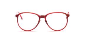 80er Jahre Acetat Brillenfassung mit Schlüssellochsteg, marmoriert in dunklem Goldbraun