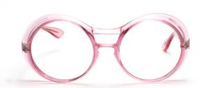 Große ausgefallene 1970er Acetat Sonnenbrille mit Doppelsteg