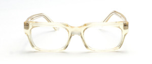 Acetate collection in champagne colors after an original from the 1960s