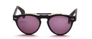 Eine coole POP ART Sonnenbrille mit Stirnbügel