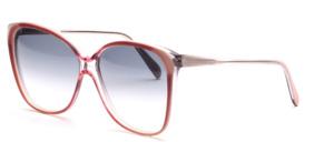 Eine hochwertige, etwas größere Acetat Sonnenbrille in<br /> leichter Schmetterlingsform
