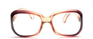 Eine solide, klassische Acetat Brillenfassung aus den 1980er Jahren