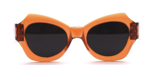One of Frances first mass-produced CELLULOID sunglasses of the 1920s / 30s