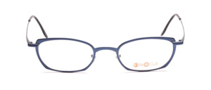 Aparte metal frame in blue for ladies