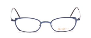High quality metallic glasses in blue for women