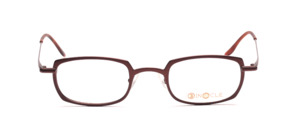 High quality metal glasses in chocolate brown for ladies