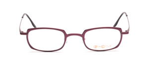 High-quality metallic glasses in purple for ladies