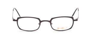 High quality metallic glasses in gray for women
