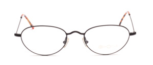 Lightweight metal frame for ladies in black