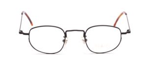 Metal frame in black by Braun Classics
