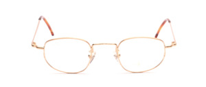 Metal frame in gold by Braun Classics