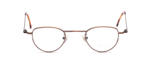 Metal frame in copper brown by Braun Classics