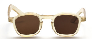 A classic 1930s celluloid sunglasses from France