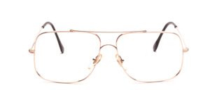 Classic, fine mens spectacle frame from the 1980s