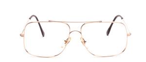 Klassisch, feine Herren Brillenfassung aus den 1980er Jahren