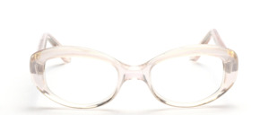 Solide schicke Damen Brillenfassung aus den 1960er Jahren