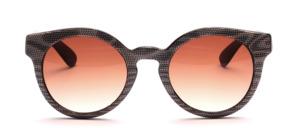Schöne Panto 80er Jahre Damen Sonnenbrille
