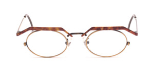Metal frame for ladies in an exceptional design