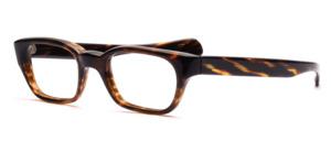 Der Klassiker unter den Vintage 60er Jahre Herrenbrillen ist unsere Ambassador
