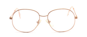 Ladies frame in matt gold