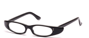 Flat with wide and tapered side frames