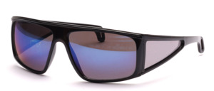 Cool sport sunglasses with side glazing