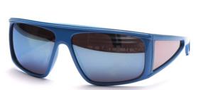 Coole Sport Sonnenbrille mit seitlicher Verglasung